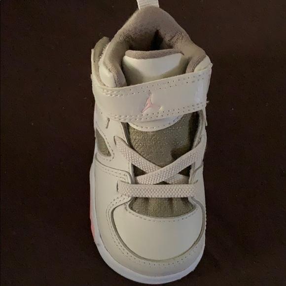 brand new b9e8f 11f5c 4C Infant Girl's Jordan Flight Club 91' GT Shoe